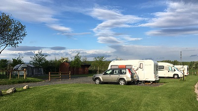 The Beeches Caravan Park